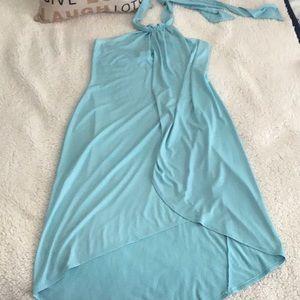 High low VENUS dress